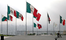 Bicentennial of Mexico Ruta de la Independencia