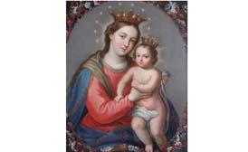 Virgen María Refugio de Pecadores Guanajuato