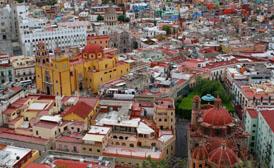 Guanajuato tourism